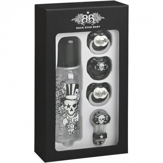 Gift set Tattoo Rock Star