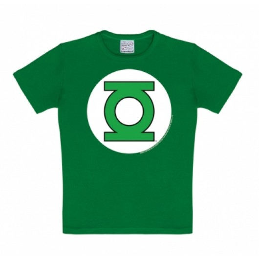 Green lantern logo shirt kind
