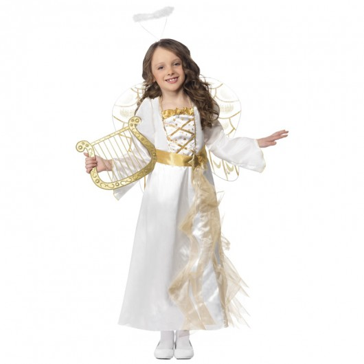 Engel prinses kerstkleding kind