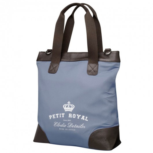 Petit royal blue luiertas