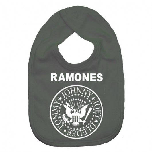 Ramones Amplified Stoere Slabber