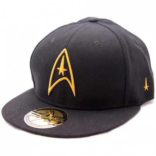 Star Trek logo pet