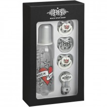 Gift set Hearth tattoo Rock Star