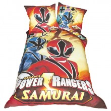 Power Ranger kinder dekbedovertrek