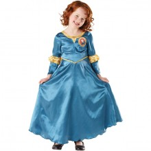 Prinses Merida kostuum kind