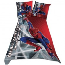 Spiderman kinder dekbedovertrek