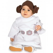 Star Wars Princess Leia kostuum baby