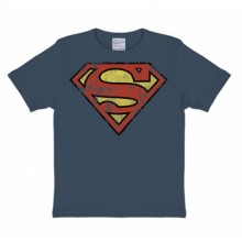 Superman logo Logoshirt Kinder t-shirt